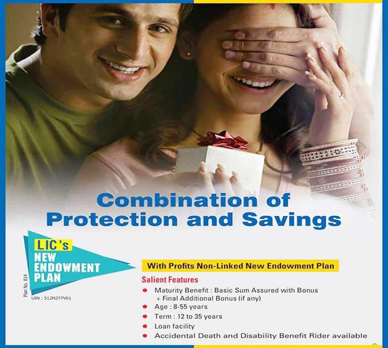 LIC New Endowment Plan (Plan No: 914) - PunitShet.com